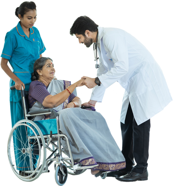 Leading multi specialty hospital in hyderabad