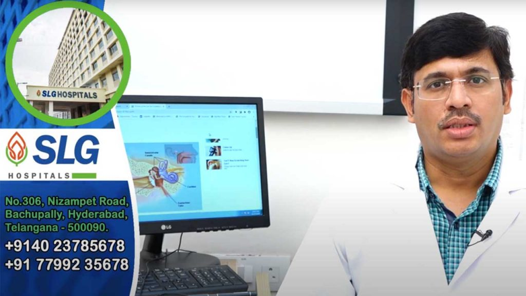 Dr. Satish Kumar S, Consultant ENT/Otorhinolaryngology